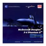 ホビーマスター 1/72 航空自衛隊 F-4EJ改 ファントムII 第302飛行隊 HA1933