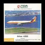JALUX 1/400 Airbus A300 TYPE B2 JA8464 東亜国内航空