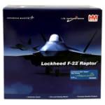 ホビーマスター 1/72 米空軍 F-22 ラプター 第443戦闘兵器飛行隊 HA2807