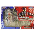 メガハウス アクションワークス TOEI HERO THE LIVE 01 超人機メタルダー