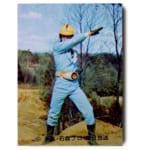 カルビー 仮面ライダーカード No.129 (オール本郷) / 仮面ライダースナック カード
