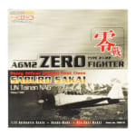 ドラゴン 1/72 零戦 A6M2ZERO TYPE21FIGHTER 坂井三郎