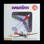 アエロクラシックス 1/400 DC-8-63 ハワイアン N4934Z