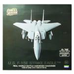戦闘機模型 ユニマックス 1/72 U.S. F-15E STRIKE EAGLE