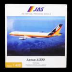 旅客機模型 JALUX 1/400 JAS エアバス A300 タイプB4 JA8276 JD41002