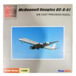 スタージェッツ 1/500 JAL 50th記念 McDonnell Douglas DC-8-61