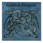 魔空の迷宮 すごろくモンスターシール ゴールデンドラゴン アルミ