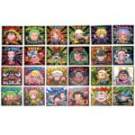 ワンピースマン 新世界編 新世界コレクターシール 全24種 コンプ