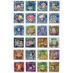ワンピースマン 超新星編 超新星コレクターシール 全24種 コンプ