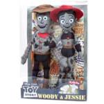 EDWIN ウッディ ジェシー デニムドール WOODY & JESSIE ぬいぐるみ BOXセット