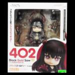 ねんどろいど 402 ブラック★ロックシューター ブラックゴールドソー TV ANIMATION Ver.