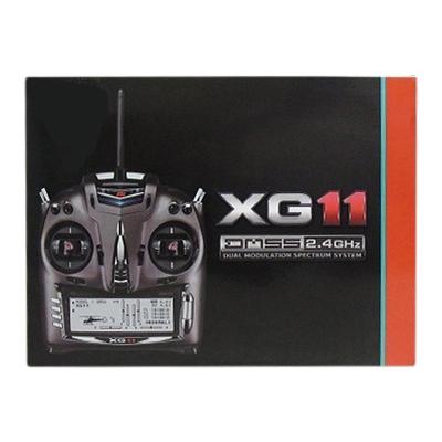 JR PROPO XG11 / DMSS 2.4GHz