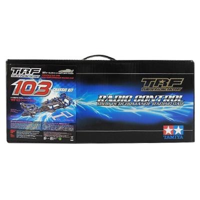 タミヤ 1/10 電動RC 2WDレーシングカー TRF 103 シャーシキット