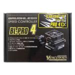 ヨコモ センサー付 ブラシレススピードコントローラー BL-PRO4 ドリフトスペック