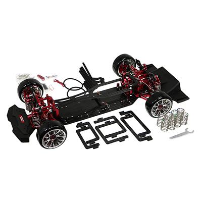 イーグル模型 TT02-RWD V2 ドリフト GRT シャーシキット RE