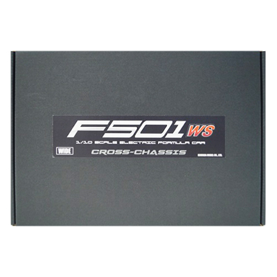 KAWADA F5001 1/10 F501WS シャーシキット