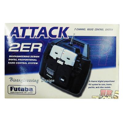 フタバ RC プロポ 受信機 ATTACK 2ER