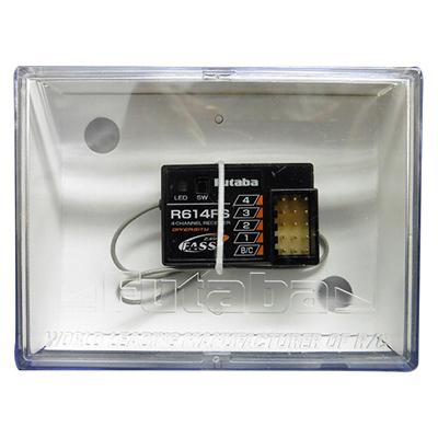 フタバ R614FS FASST-2.4GHz方式 4ch 受信機 標準レシーバー