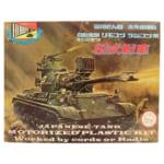 日本ホビー 1/20 61式戦車 赤外線連動
