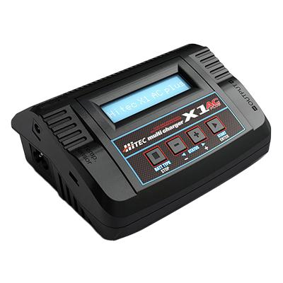 HITEC 充電器 X1 AC PLUS  マルチチャージャー