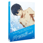 Free! 第1期 初回版 Blu-ray 全6巻 全巻収納BOX付