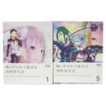 Re:ゼロから始める異世界生活 Blu-ray 全9巻 BOX付