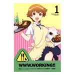 完全生産限定版 WWW.WORKING!! DVD 全7巻 / 猫組