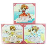 カードキャプターさくら DVD-BOX 1 2 3