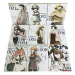 初回限定版 STEINS;GATE シュタインズ・ゲート Blu-ray 全9巻 / Vol.1~Vol.9