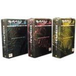 ゼーガペイン DVD 全巻 収納BOX付 / 全9巻