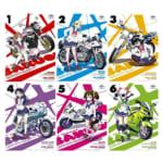 初回限定版 ばくおん!! Blu-ray 全巻 / 全6巻