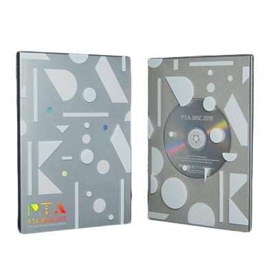 ファンクラブ限定 Perfume P.T.A. DVD and Book 2019