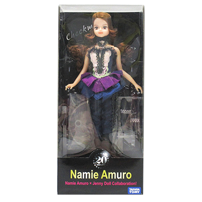 Namie Amuro × Jenny Doll Collaboration! / 安室奈美恵 ジェニー