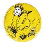 当選品 ウルトラジャンプ ジョジョの奇妙な冒険 缶バッジ Vol.1 ジョジョリオン