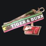 当選品 パチスロ TIGER & BUNNY オリジナルストラップ&絵柄キーホルダー