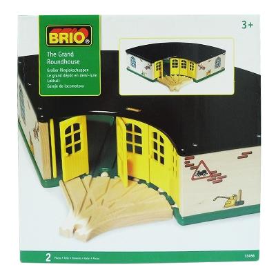 BRIO 33456 大型車庫