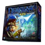 アークライト DESCENT: ディセント 第2版 完全日本語版 /ボードゲーム