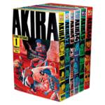 コミックス AKIRA アキラ 初版 全6巻 全巻 / 大友克洋