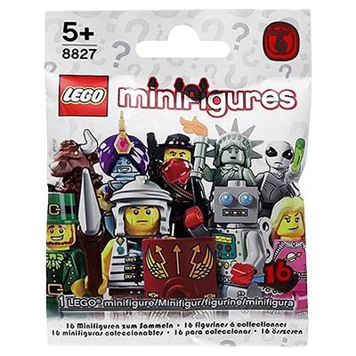 LEGO レゴ ミニフィギュア シリーズ6 全16種 コンプ / ミニフィグ