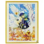 モンスト展 複製原画 美樹本晴彦 聖告の大天使ガブリエル