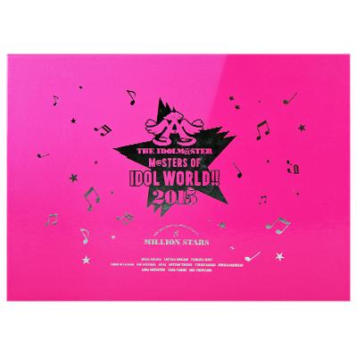 アイドルマスター ミリオンライブ! M@STERS OF IDOL WORLD!!2015 Ver. 公式コンサートライトセット