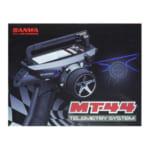 SANWA サンワ プロポセット MT-44 (RX-482/PC) プライマリーコンポ SSL