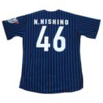 乃木坂46 西野七瀬 個別ベースボールシャツ 2017