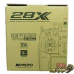 JR PROPO 28X G812BPX DMSS 2.4GHz 28ch送信機 8ch受信機セット