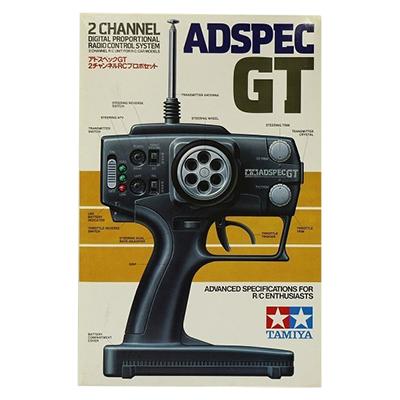 タミヤ アドスペック GT-II 2チャンネル RCシステム プロポセット