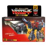 旧タカラ 戦え!超ロボット生命体 トランスフォーマー 27 ダイノボット 密林戦士 スラージ / G1