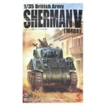 アスカモデル 1/35 イギリス陸軍 シャーマンV M4A4