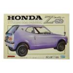 クラウンモデル 1/20 ホンダZ GS パープル モーターライズ