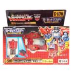 戦え!超ロボット生命体 トランスフォーマー C-106 ターゲットマスター 陸上攻撃員ブランカー