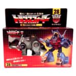 旧タカラ 戦え!超ロボット生命体 トランスフォーマー 28 ダイノボット 火炎戦士 スラッグ / G1